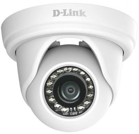 Камера IP D-Link DCS-4802E/UPA CMOS 1/3'' 1920 x 1080 H.264 MJPEG RJ-45 LAN PoE белый камера ip d link dcs 6210 a1a cmos 1 2 7