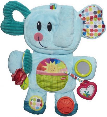 Развививающая игрушка Hasbro  Playskool Веселый Слоник развивающая игрушка playskool веселый слоник