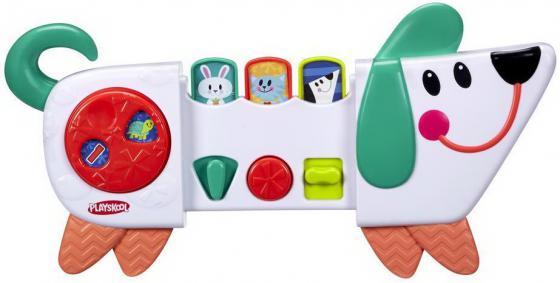 Развививающая игрушка Hasbro Playskool Веселый щенок hasbro веселый щенок возьми с собой playskool