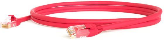 Патч-корд UTP 6 категории 0.5 м Hyperline PC-LPM-UTP-RJ45-RJ45-C6-0.5M-LSZH-RD красный smc type pneumatic solenoid valve sy3120 2lze c6