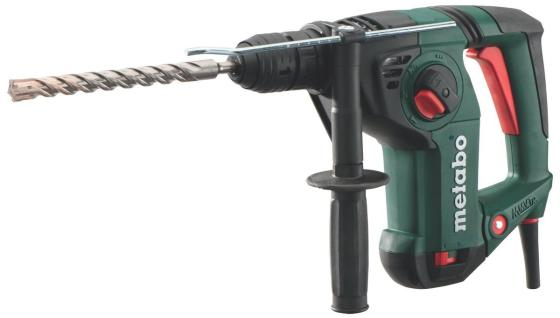 Перфоратор SDS Plus Metabo KHE 3251 800Вт 600659000 перфоратор khe 2444 606154000 800 вт 2 3 дж патрон sds plus metabo метабо