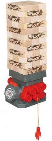 hasbro дженга квейк Настольная игра для вечеринки Hasbro Дженга Бум