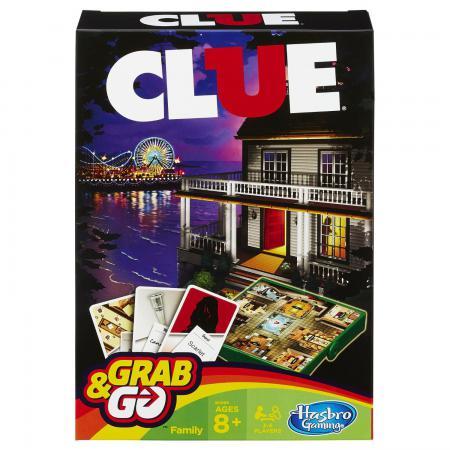 Настольная игра дорожная Hasbro Клуэдо 5010994889661 настольная игра hasbro моя первая монополия