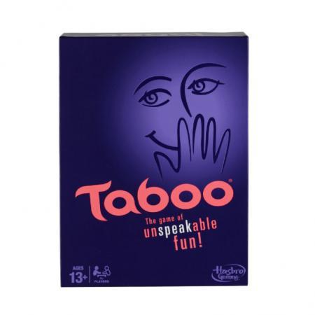Настольная игра логическая Hasbro Табу 5010994731649 hasbro табу