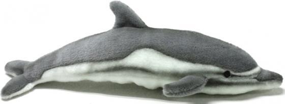Мягкая игрушка дельфин Hansa 5042 40 см серый искусственный мех мягкая игрушка hansa хаски серый стоящий 75 см 6034