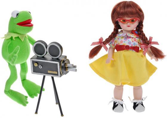 Игровой набор Madam Alexander Мегги и Кермит в Голливуде 20 см 64160 платье madam t madam t ma422ewwzb30