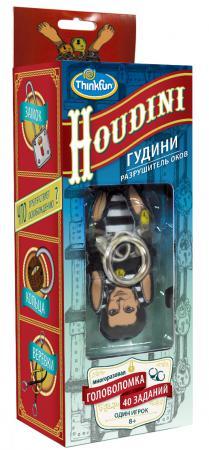Игра-головоломка ThinkFun Гудини Разрушитель оков от 8 лет 7300-RU цена 2017