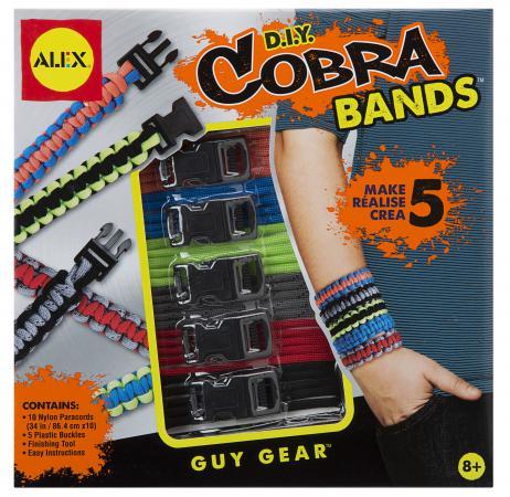 Набор для создания браслетов Alex Кобра 1600