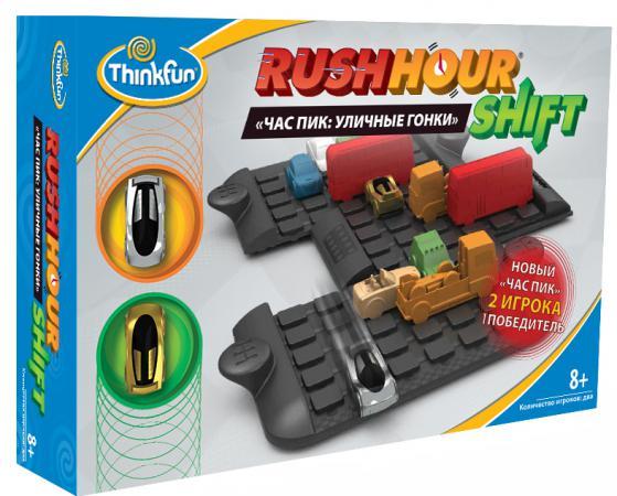 Игра-головоломка ThinkFun Час пик: Уличные гонки от 8 лет 5060-RU игра головоломка recent toys cubi gami