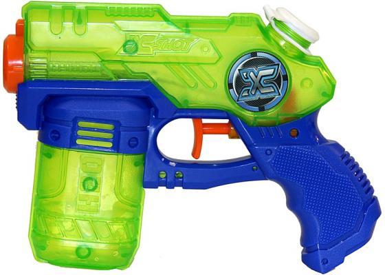 Водный бластер X-shot Проливной дождь зеленый 01226 shot shot стандарт ноты