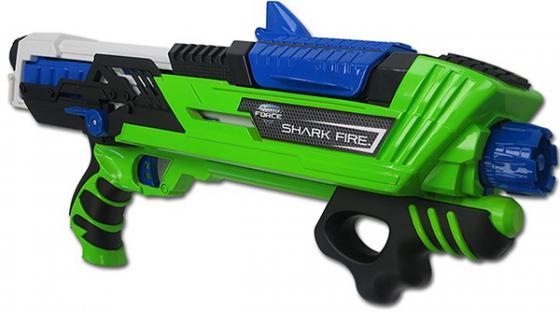 Водное ружье Zing Hydro Force Sharkfire для мальчика зеленый zing hydro force zg658