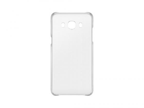 все цены на  Чехол Samsung для Samsung Galaxy J5 (2016) Slim Cover прозрачный EF-AJ510CTEGRU  онлайн