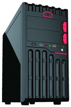 Корпус microATX 3Cott 3C-MATX-XR1B Nebula 500 Вт чёрный цена