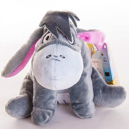 Мягкая игрушка осел Disney Ушастик 17 см плюш 6901014002902 недорого