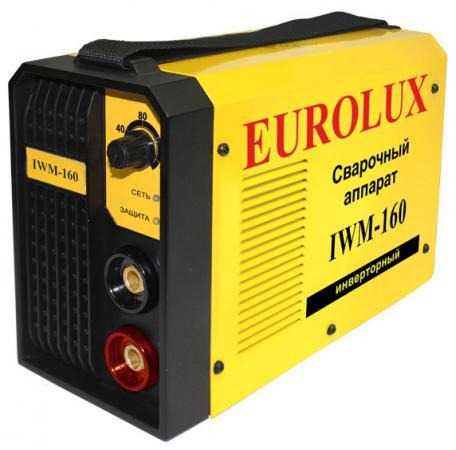 Аппарат сварочный Eurolux IWM160