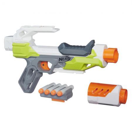 Бластер Hasbro NERF Модулус ЙонФайр для мальчика 5010994937522 оружие игрушечное hasbro hasbro детский бластер nerf модулус йонфайр
