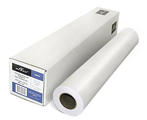 Бумага Albeo Engineer Paper 841мм х 175м 80г/м2 втулка 76мм для плоттеров Z80-76-841/2 бумага albeo inkjet paper 610мм х 45 7м 80г м2 втулка 50 8мм для плоттеров втулка z80 24 1
