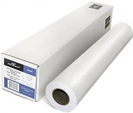 Бумага Albeo InkJet Paper 914мм х 45.7м 80г/м2 втулка 50.8мм для плоттеров Z80-36-6 6 рулонов