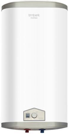 Водонагреватель накопительный Timberk SWH FSL1 80 VE 80л 2кВт белый