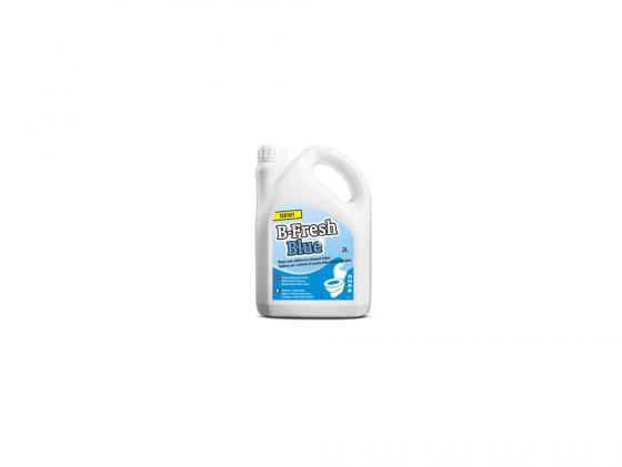 где купить Жидкость для биотуалетов Thetford B-Fresh для нижнего бака синяя 2л по лучшей цене