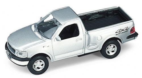 Автомобиль Welly Ford F-150 1:34-39 цвет в ассортименте