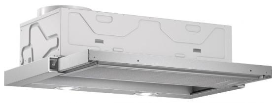 Вытяжка встраиваемая Bosch DFL064W51 серебристый вытяжка встраиваемая bosch dfs067k50