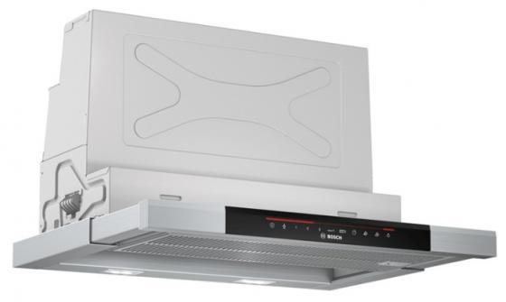 Вытяжка встраиваемая Bosch DFS067K50 серебристый цена и фото