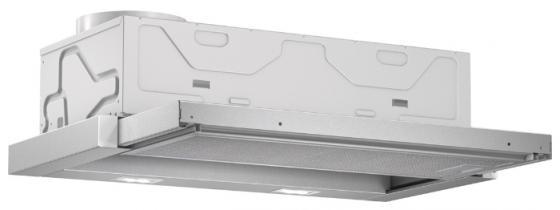 Вытяжка встраиваемая Bosch DFL064A51 серебристый вытяжка bosch dwp96bc60
