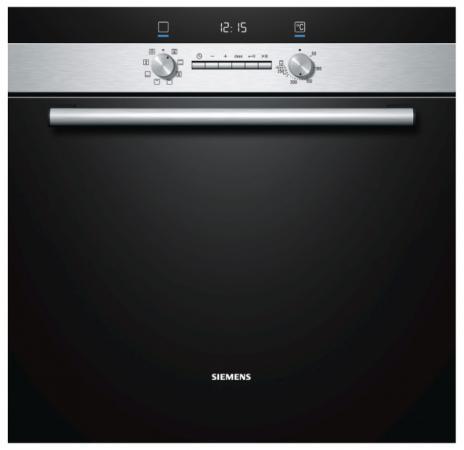 Электрический шкаф Siemens HB43GT555 серебристый/черный siemens lc 97wa532
