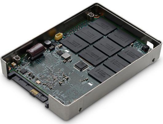 Жесткий диск SSD 2.5 800Gb SAS Hitachi HUSMR1680ASS204 0B32261