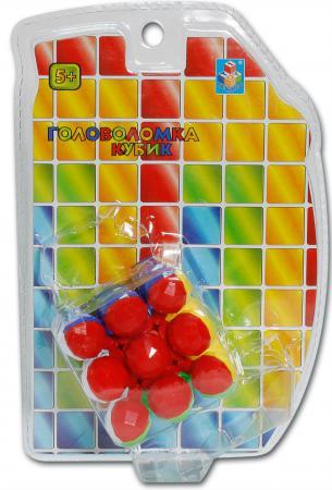 Головоломка 1 Toy Кубик 3D Т57365 головоломка 1toy вантой звездочка в блистере