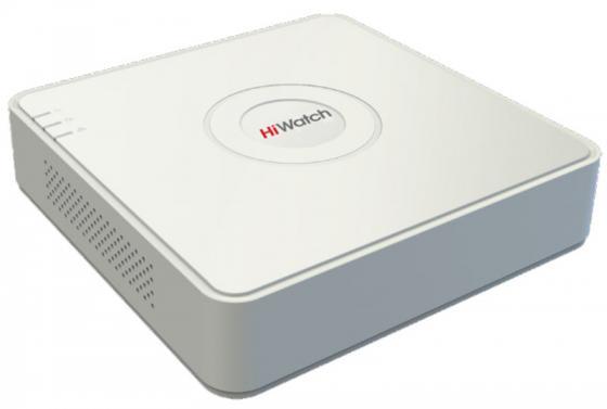 Видеорегистратор сетевой Hikvision DS-H108G 1280x720 1хHDD HDMI VGA DVI до 8 каналов видеорегистратор vstarcam nvr 8 ip 1920x1080 8 каналов 2xusb hdmi esata lan vga
