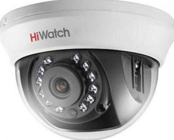 Камера видеонаблюдения Hikvision DS-T101 внутренняя цветная 1/4 CMOS 3.6мм ИК до 20 м цена