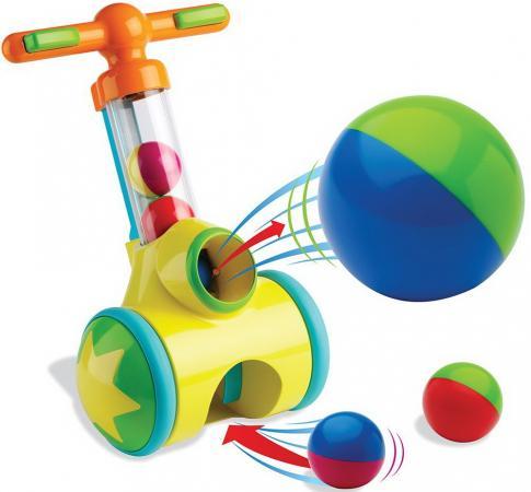 Игрушка Tomy Толкай-Запускай-Собирай tomy tomy игрушка для ванной поющая черепашка