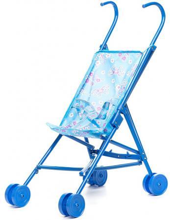Коляска для кукол 1Toy Т52255 1toy транспорт для кукол коляска цвет синий