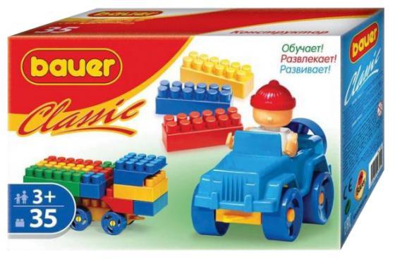 Конструктор Bauer Classic 35 элементов bauer