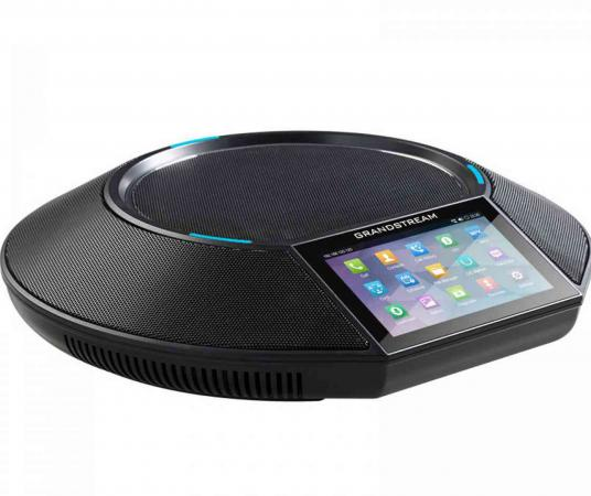 Телефон IP для конференций Grandstream GAC2500 6 линий 6 SIP-аккаунт 1x10/100Mbps LCD Wi-Fi ip телефон gigaset c530a ip
