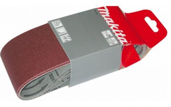 Лента шлифовальная Makita P-36924 100х610мм К120 5 шт шлифовальная бумага makita p 35863