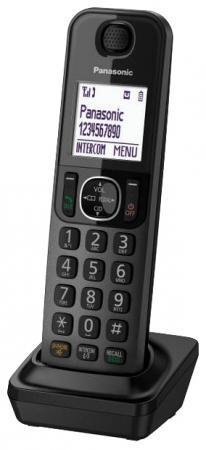 Дополнительная трубка Panasonic KX-TGFA30RUM черный цена