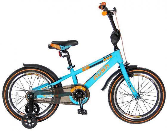 "Велосипед двухколёсный Velolider RUSH SPORT 18"" бирюзовый R18B"
