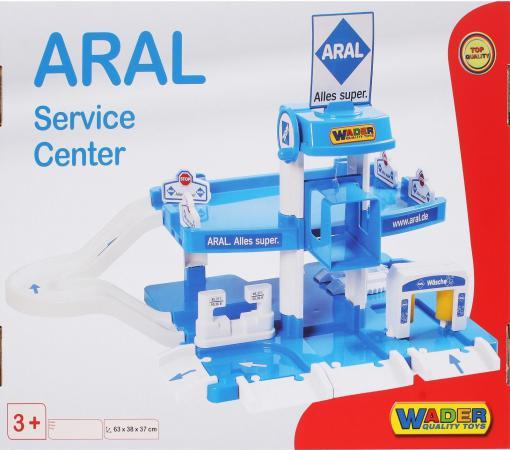 Паркинг ARAL-2 2-уровневый Wader 37886 46093 wader паркинг aral 2 4 уровневый с автомобилями