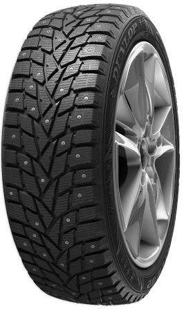 Шина Dunlop Grandtrek Ice02 235/60 R18 107T XL шина goodyear ultragrip ice arctic 245 45 r17 99t xl