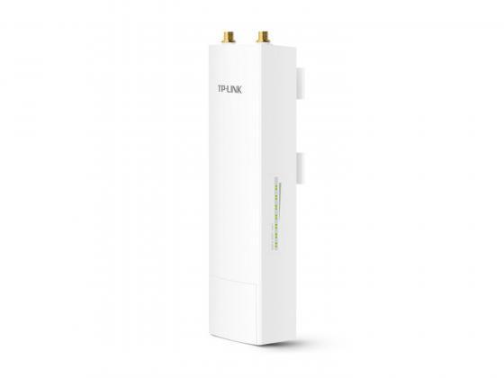 Беспроводной маршрутизатор TP-LINK WBS510 802.11n 300Mbps 5 ГГц белый tp link tl wn851n 300m беспроводная pci карта
