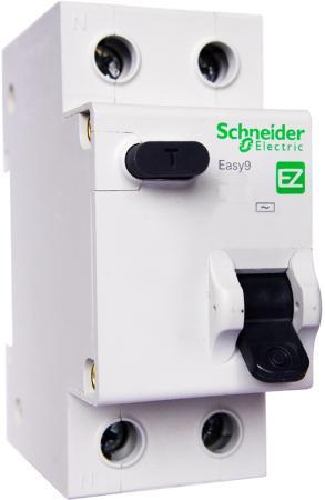 Выключатель дифференциального тока Schneider Electric EASY 9 1П+Н 20А 30мА C AC EZ9D34620 цена