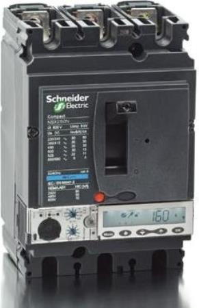 Автоматический выключатель Schneider Electric 3П 3Т LV430311
