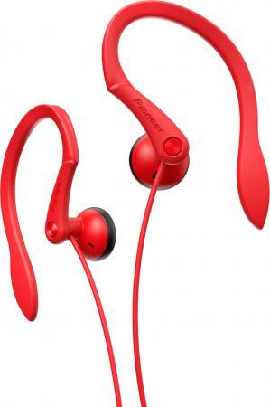 Наушники Pioneer SE-E511-R красный наушники pioneer se e511 r