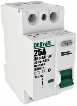 Выключатель дифференциального тока Schneider Electric 2П 40A 30мА AC 14056DEK