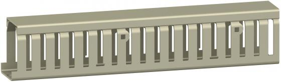 лучшая цена Кабельный канал Schneider Electric 50х75 2м AK2GD5075