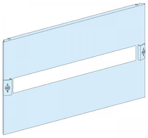 Передняя панель Schneider Electric с вырезом 5 модулей 03205 щиток навесной schneider electric kaedra для 24 модулей пластиковый ip65