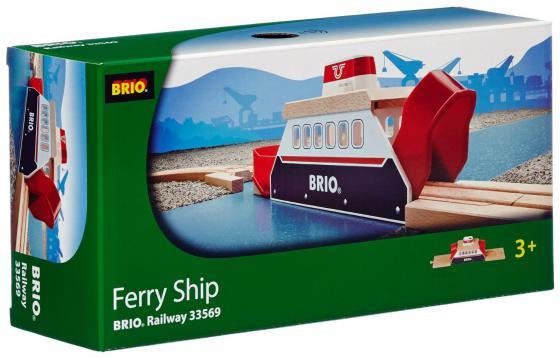 Паром для ж/д Brio падающий ж д мост brio 33391